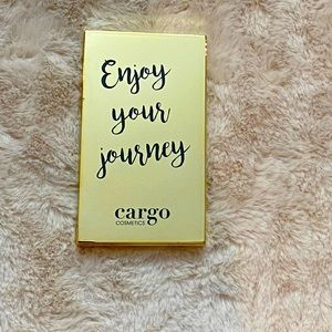 Cargo - enjoy your journey - eyeshadow palette